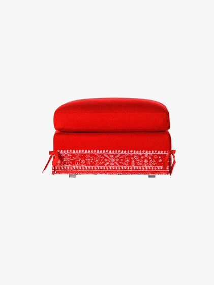 Botique Diary Footstool