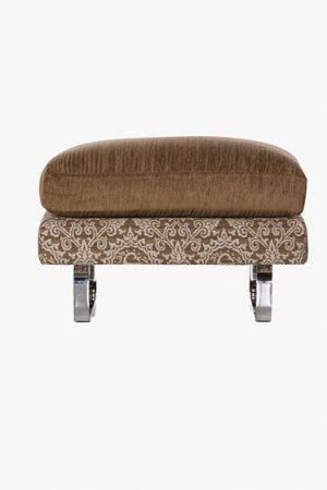 Botique Medallion Footstool