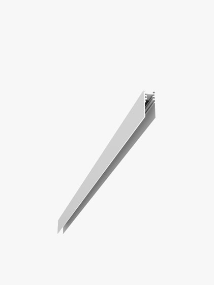 Track Profile White